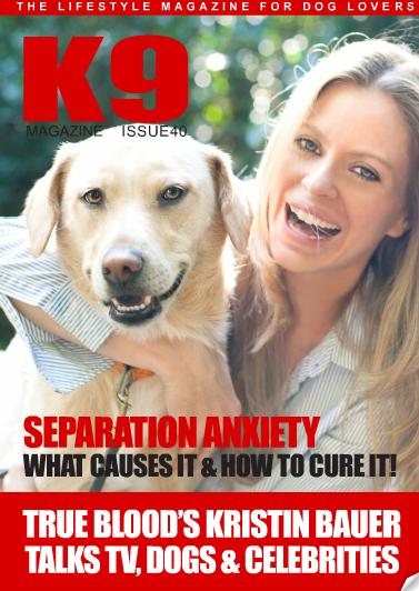 kristin bauer k9 magazine