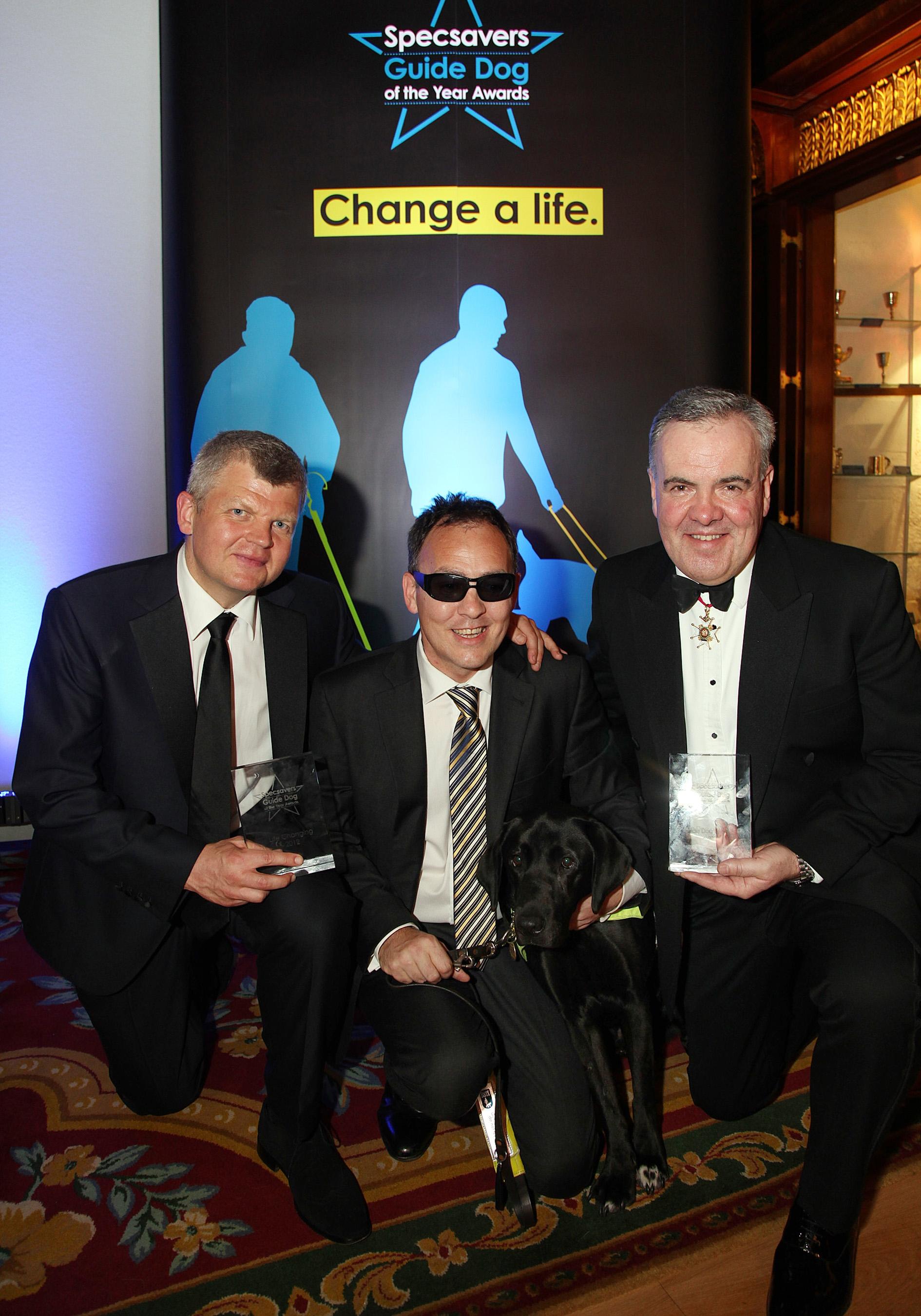 guide dogs for the blind 2012 awards winner
